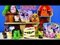 PLAY DOH Surprise Eggs Halloween Shopkins Littlest Pet Shop My Little Pony Zelfs Hello Kitty Minis