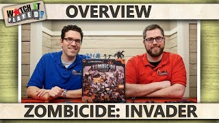 Zombicide: Invader - Overview