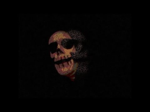 hally s halloween hologram projector floating skull head with scary