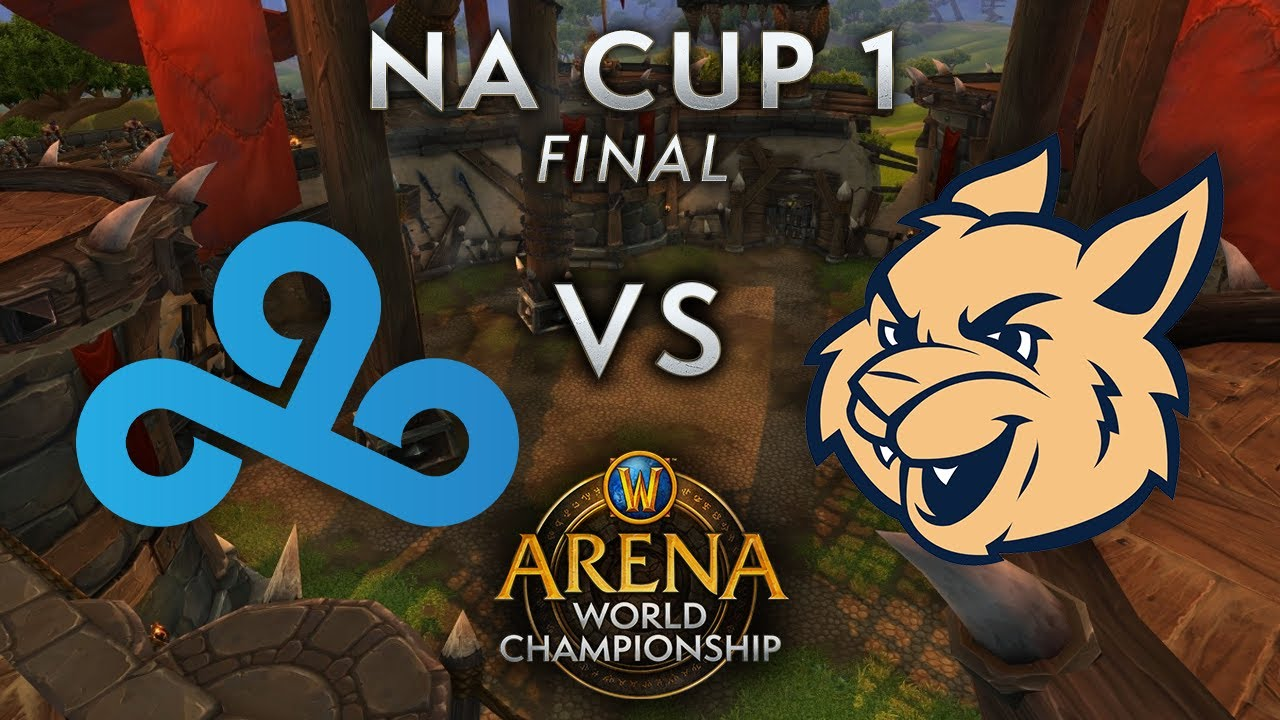 Cloud9 vs Kawhi | Final | AWC Shadowlands NA Cup 1