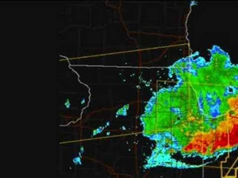 Chicago Severe Storms Doppler Radar August YouTube - Doppler radar chicago