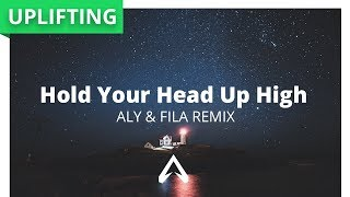 Roger Shah & Aisling Jarvis - Hold Your Head Up High (Aly & ...