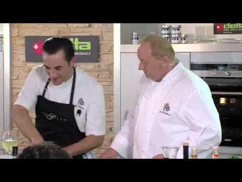 kochen mit TVStarkoch Alfons Schuhbeck