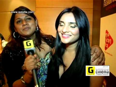 Galatta thanks Divya Spandana for CIFW 2012