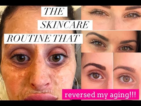 The Skincare Routine That Reversed My Aging Youtube