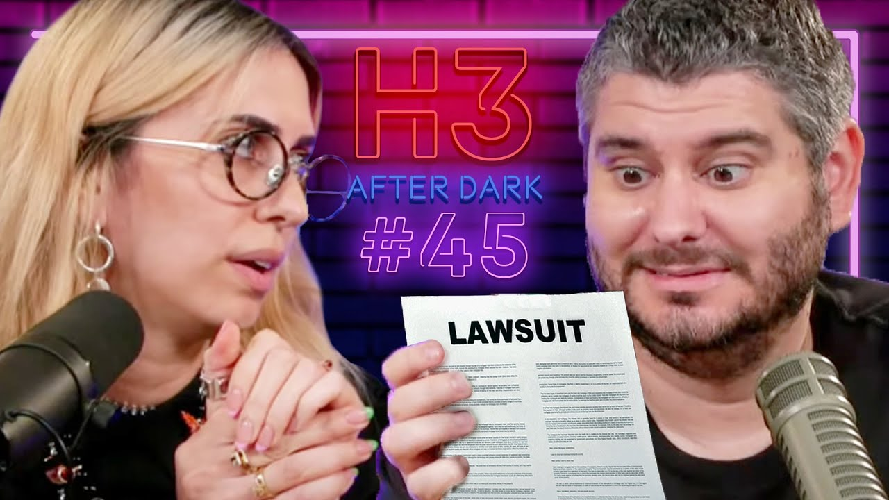 Download Hila Is Back... And She's Being Sued - H3 After Dark # 45