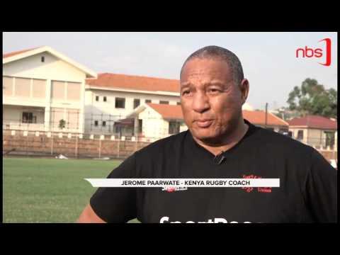 Rugby: Uganda Lock Horns with Kenya