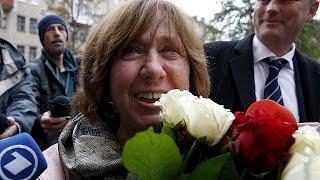فوز سفيتلانا ألكسيفيتش من روسيا البيضاء بجائزة نوبل للآداب    9-10-2015