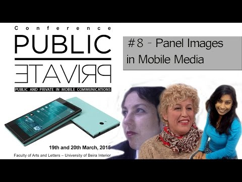 8 - Questions to Invited Speakers. Panel: 'Images in Mobile Media'.