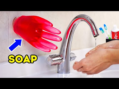 30 DIY SOAP HACKS AND IDEAS FOR YOUR BATHROOM