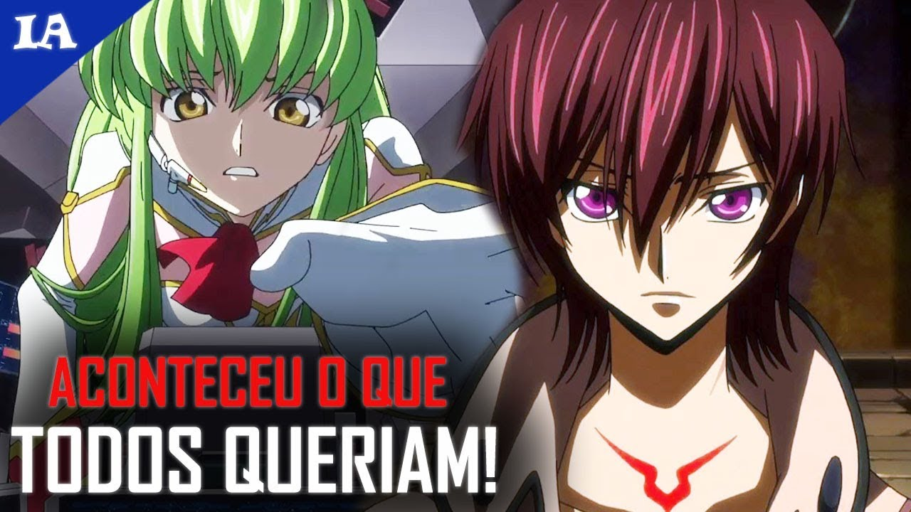 🌷 Code geass lelouch of the resurrection movie torrent | 'Code