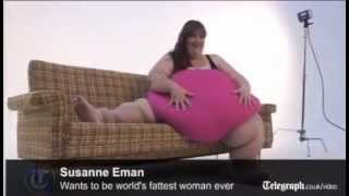 The biggest woman in the world 2012