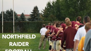 Northfield Raider Football Tribute 2014