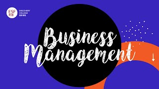 DP Business Management