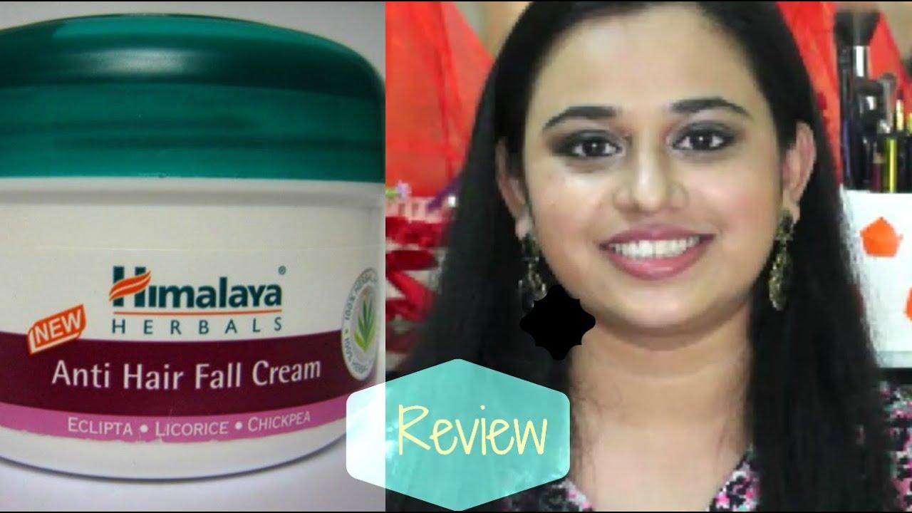Review Himalaya ANTI - HAIRFALL