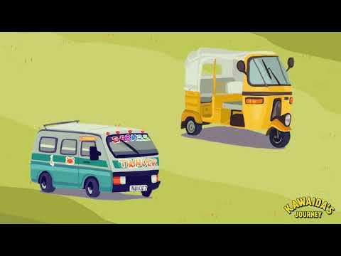 Kawaida's Journey | THE IDEA | A Tanzania Game App