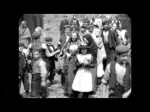 1900-1901 - Victorian and Edwardian workers captured on film (w/ added sound Version 1)