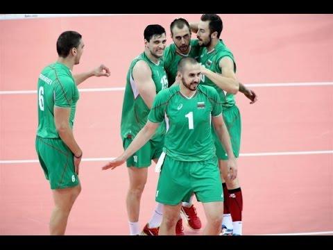 Volleyball European Games Baku 2015 - Bulgaria - Turkey (Quarterfinal)