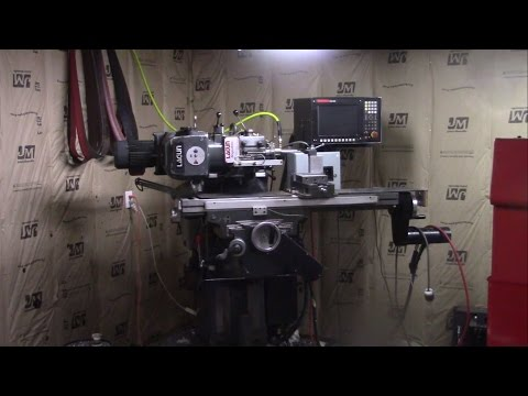 A mill... and a Lathe?