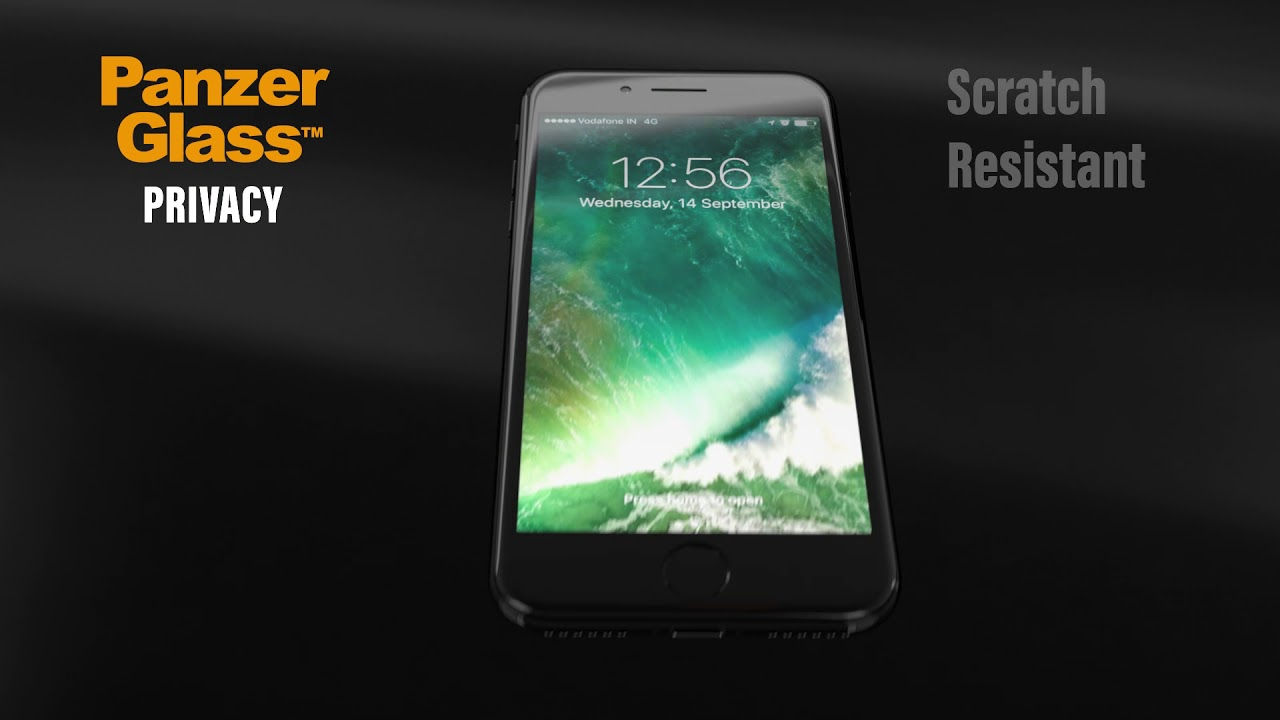 PanzerGlass Privacy Screen Protector for iPhone XS/X