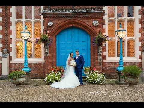 Gosfield Hall Wedding ~ Sophie and Jack
