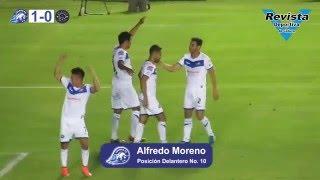 Resumen Celaya fc 2-0 San Luis jornada 14 HD