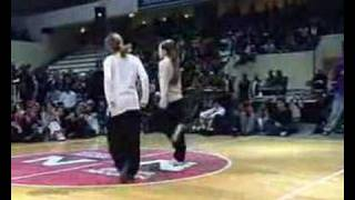 Freestyle Dancing Hip Hop