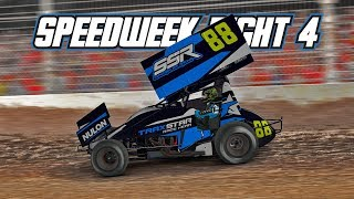 iRacing: Speedweek - Night 4 (410 Sprintcars @ Kokomo)