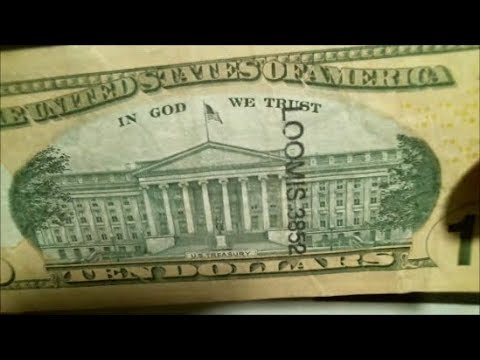 Date Note Found! Searching For Rare Bank Notes And Fancy Serial Numbers