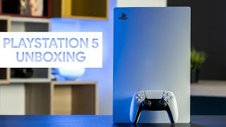 Sony PlayStation 5 - Mi van a dobozban? (Unboxing)
