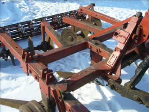 Плуг для трактора (минитрактора, МТЗ): настройка, регулировка