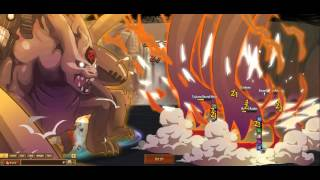 Anime Ninja/Ninja Classic (Forbidden Jutsu of Pneuma Reanimated Ginkaku)