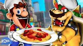 SMG4: Cooking with Mario & Bowser: World Tour