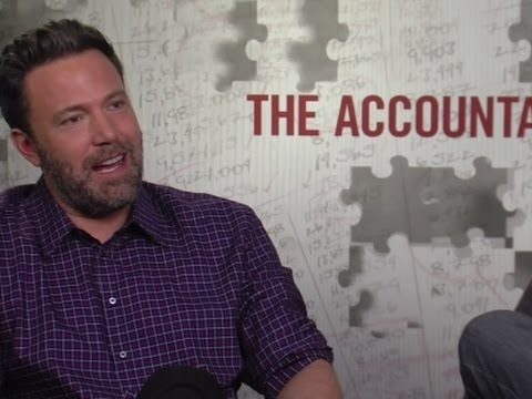 Ben Affleck reveals 'The Batman'