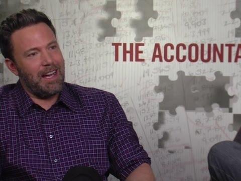 Ben Affleck reveals 'The Batman'