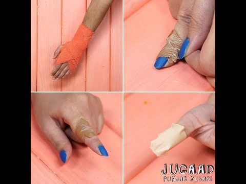 The Best Way to Use Band-Aids