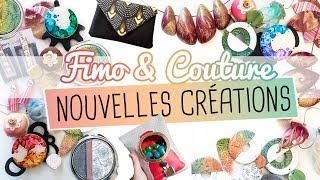 • NOUVELLES CRÉATIONS FIMO & COUTURE #4 - ⎪ Fancy Puppet