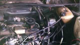 Demarrage golf 2 GTD moteur remplacé après 4 ans de stockage