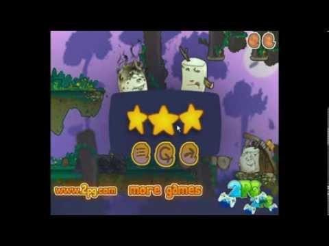 MarshMallow Picnic Walkthrough - 2pg.com -2 player