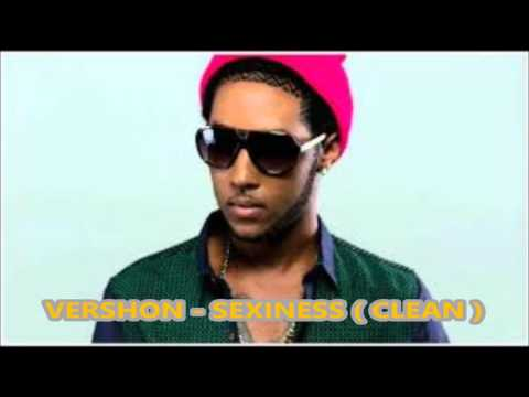 Vershon - Sexiness ( Clean ) [ cold sweat riddim ] july 2016