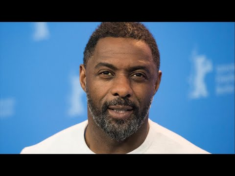 Idris Elba Named 2018's Sexiest Man Alive by People Magazine