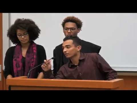 UC Berkeley: Stop Mass Incarceration, Police Terror…A Speak Out and Call To Action 10-10-14