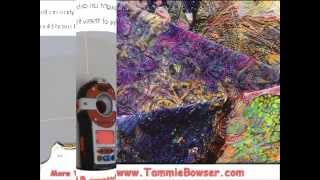 Quilt Rack Tammie Bowser Shows Why You Don't Need Quilt Hangers Clamp Part 2