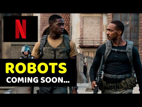 Outside the Wire Trailer (2021) –  Review | Netflix | Anthony Mackie
