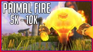 Primal Fire Farming | WoW Gold Guide | 5-10k