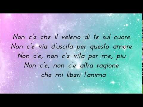 Laura Pausini - Non C'è [lyrics]