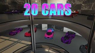 20 car garage (GTA online)