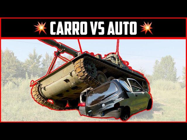 CARR0 ARM4T0 VS AUTO. Feat Streetgorilla.