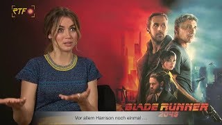 Interview mit Ana de Armas zu Blade Runner 2049
