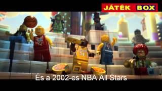 LEGO: A mozifilm előzetes (2014)